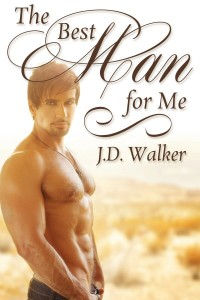 The Best Man For Me - JMS Books