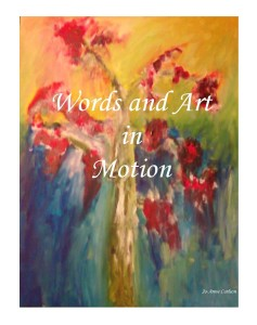 Words and Art in Motion