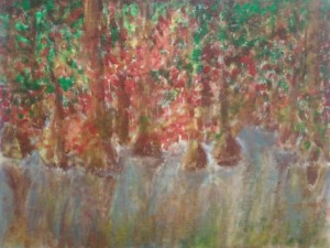 cypress trees - updated
