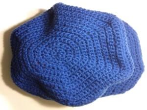 crochet hat (medium) update